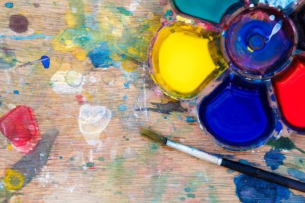 workshop schilderen op muziek stuurhuis nieuwkuijk